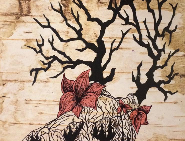 Chad Tuura 2D: Printmaking
