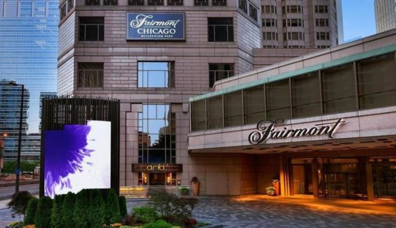 Fairmont Hotel Chicago