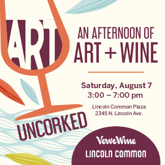 Art Uncorked: An Afternoon of Art + Wine